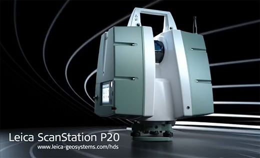 Leica ScanStation P20
